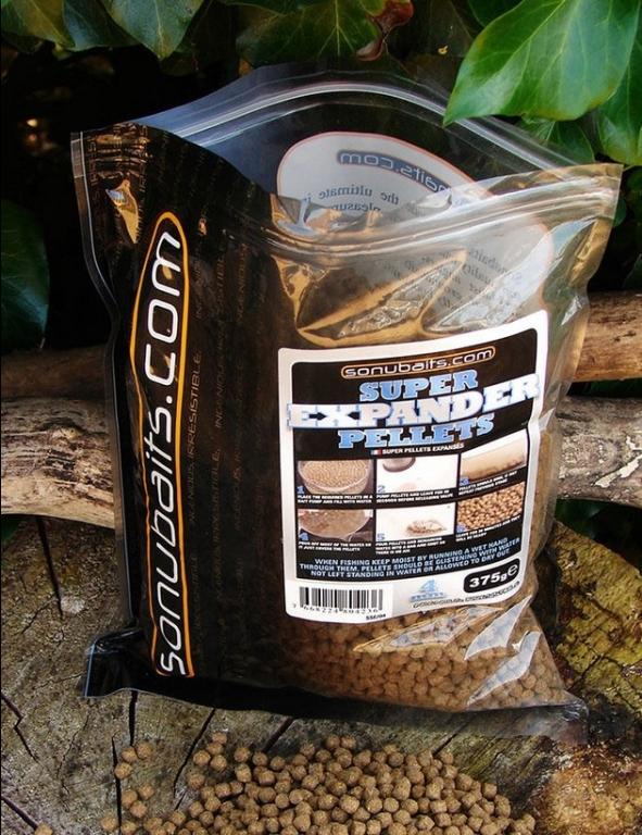 pellet super expander sonubaits 4mm 375gr fisherman 39 s. Black Bedroom Furniture Sets. Home Design Ideas